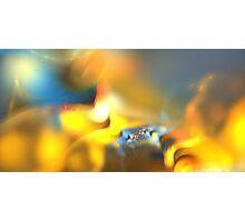 Sun Quasars Photographic Print