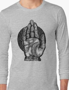 The Helping Hand Long Sleeve T-Shirt