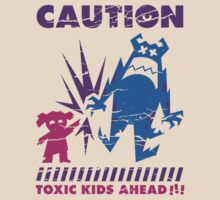 Caution... Kids!!! by loku