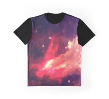 Pixel Space I Graphic T-Shirt