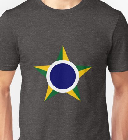 Brazilian Air Force - Roundel Unisex T-Shirt
