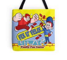 Fix it Felix jr. Tote bag/pillow! Tote Bag