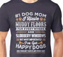 Muddy Floors Unisex T-Shirt