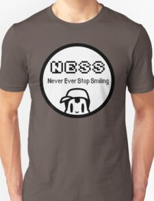 Never Ever Stop Smiling T-Shirt