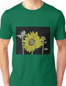 Sunflower Study Unisex T-Shirt