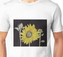 Sunflower Study Unisex T-Shirt