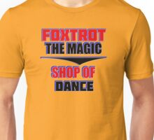 foxtrot dance design will make a great items Unisex T-Shirt