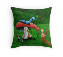 Ecology is Fun Throw Pillow