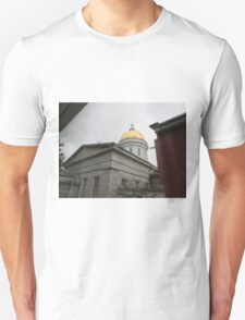 Vermont State House, rear view T-Shirt