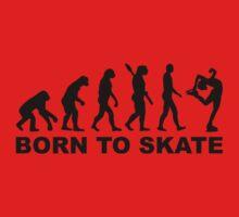 Evolution Figure skating Kids Tee