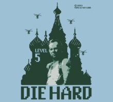 Die Hard Level 5... with Faniseto! by loku