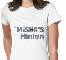 Misha's minion - 01 Womens Fitted T-Shirt