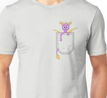Pocket Spyro Unisex T-Shirt