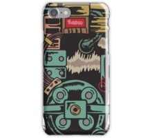Proton pack (Ghostbusters) iPhone Case/Skin