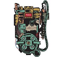 Proton pack (Ghostbusters) Photographic Print