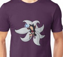 Foxy Spirit Girl Unisex T-Shirt