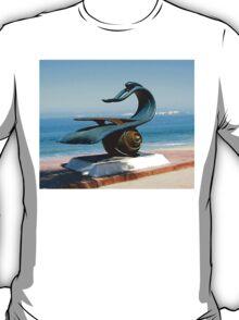 NATURE AS MOTHER--PUERTO VALLARTA SCULPTURE T-Shirt