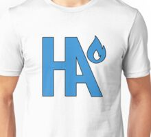 HA Logo Blue Unisex T-Shirt
