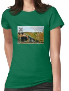 Last Days Womens Fitted T-Shirt