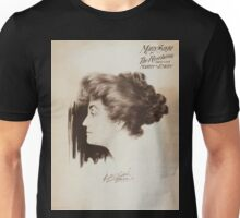 Performing Arts Posters Mary Shaw in The revelation 0130 Unisex T-Shirt