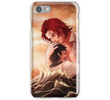 One Piece - Shanks and Luffy iPhone Case/Skin