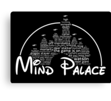 Mind Palace Canvas Print