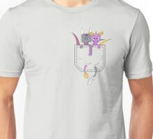 Pocket Spyro And Cynder Unisex T-Shirt