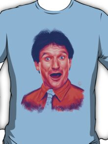 Young Robin Williams T-Shirt
