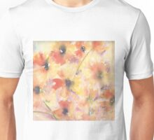 Flowers by the window 2 Unisex T-Shirt