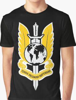 Star Trek 'Terran Empire' logo mashup Graphic T-Shirt