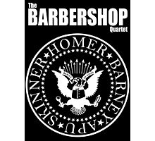 Homer´s Barbershop Quartet Photographic Print