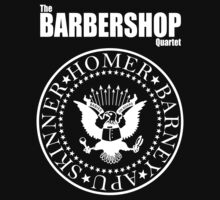 Homer´s Barbershop Quartet by loku