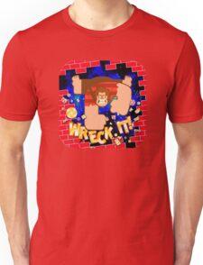 Wreck it Ralph Unisex T-Shirt