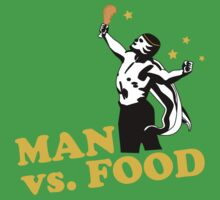 Man vs. food by loku