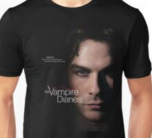 The Vampire Diaries Damon Quotes Unisex T-Shirt