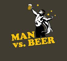 Man vs. Beer Unisex T-Shirt