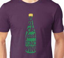 Bottle Typography Unisex T-Shirt