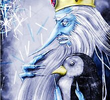 The Ice King by kingcael
