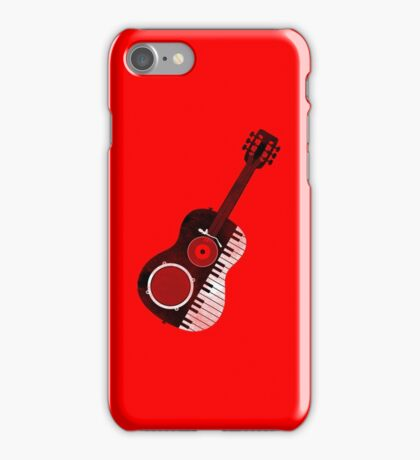 Acoustic Remix iPhone Case/Skin
