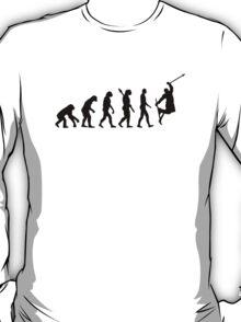Evolution freestyle skiing T-Shirt