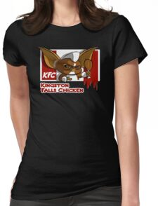Kingston Falls Chicken Womens Fitted T-Shirt