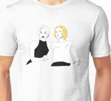 Mulholland Drive Drawing Unisex T-Shirt