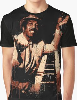 The Incredible Jimmy Smith Graphic T-Shirt