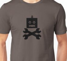 Robot-Pirates!  Unisex T-Shirt