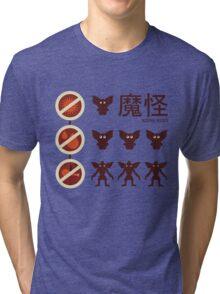 Gizmo Rules 2.0! Tri-blend T-Shirt