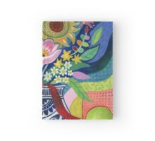 Late Summer Blooms Hardcover Journal