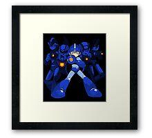 Mega Final Smash! Framed Print