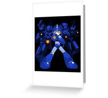 Mega Final Smash! Greeting Card