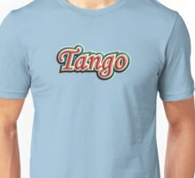 Vintage colorful tango Unisex T-Shirt