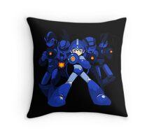 Mega Final Smash! Throw Pillow
